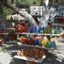 bottega artigianale a Creta