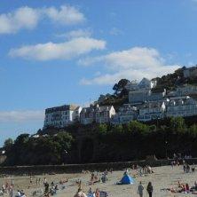 spiaggia di Looe