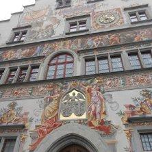 affreschi municipio