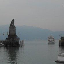 entrata del porto Lindau
