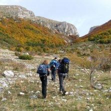 escursione nel Parco d'Abruzzo