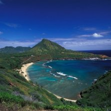 Panorama da Honolulu