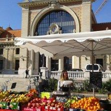 Mercato di Liberation a Nizza