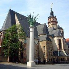 Nikolaikirche a Lipsia