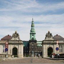 Christiansborg Castello