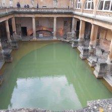 Terme romane dalla terrazza