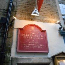 casa più antica di Bath