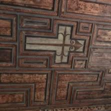 Palazzo ducale soffitto Palma