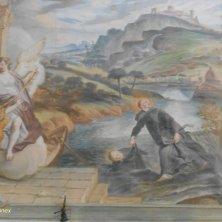 affreschi monastero