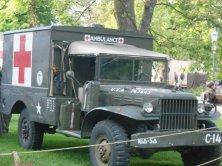 ambulanza al campo