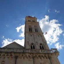 campanile cattedrale Trogir
