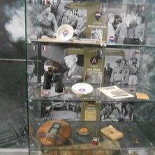cimeli al Patton Memorial