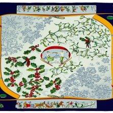 foulard natalizio