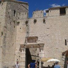 porta e mura Trogir