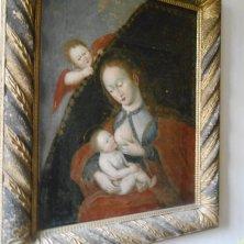 quadro Vergine Maria