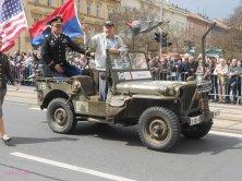 veterano eroe della liberazione