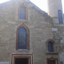 ex chiesa ex moschea al castello