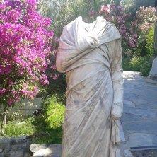 statua e bouganville