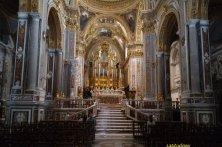 Montecassino interno abbazia