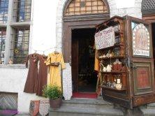 negozio medievale