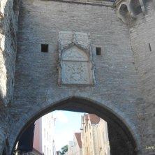 porta vicina a Margherita la Grassa