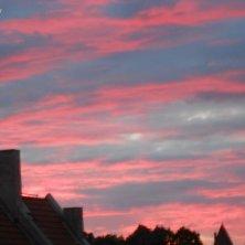 tramonto a Tallinn