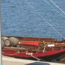 barca per il vino porto