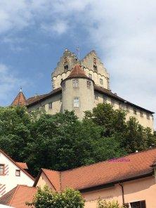 castello merovingio