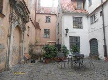 cortili vecchia Riga