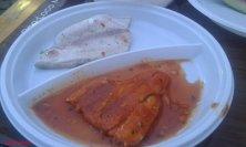piatto di pesce lago