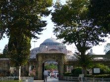 accesso a Santa Sophia