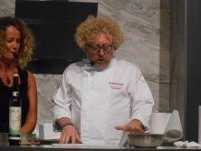 lo chef Luca Rodi