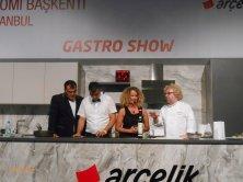 show cooking dello chef Rodi