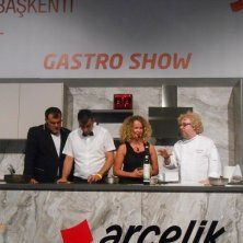 show cooking dello chef Rodi