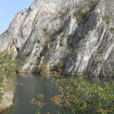 rocce del canyon