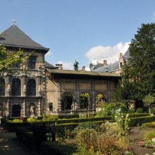 giardino casa Rubens