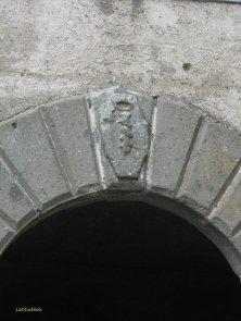 stemma porta a Mazzano