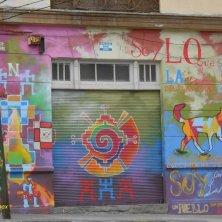 murales colorato
