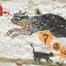 murales felino