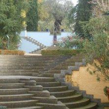 scalinata giardino Portoghesi