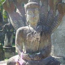 Buddha sereno