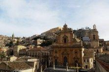 panorama da San Pietro Modica