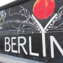 lungo il Muro dipinto