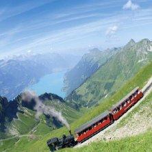 Brienz Rothorn Bahn, Brienz, Berner Oberland / Brienz Rothorn Ba