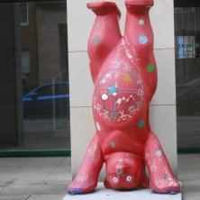 orso simbolo Berlino