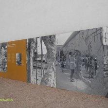 pannelli alla Mostra Muro