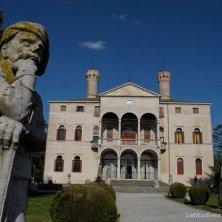 Roncade_Castello e giardino