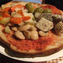 pane condito maltese