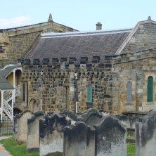 Saint Mary e cimitero