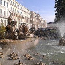 fontana del Nettuno a Cheltenham